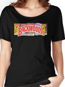 BACKWOODS HIPHOP VINTAGE SHIRT Women's Relaxed Fit T-Shirt