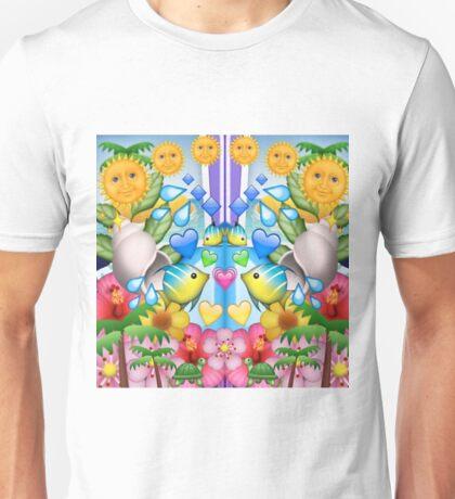 la luz del sol Unisex T-Shirt