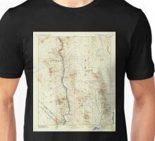 USGS TOPO Map Arizona AZ Camp Mohave 315439 1892 250000 Unisex T-Shirt