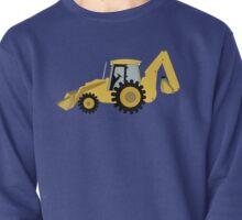 Construction Backhoe Digger Pullover