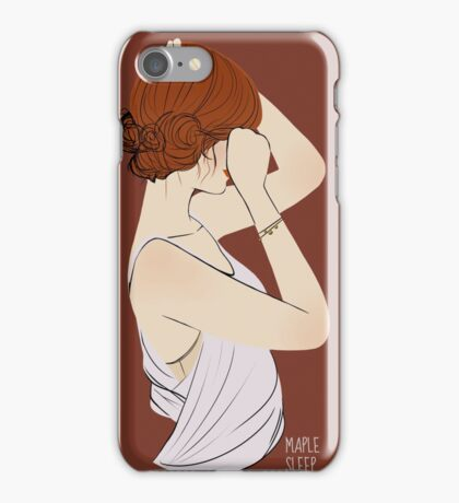 Rubber Doll iPhone Case/Skin