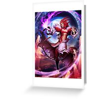 FINAL FANTASY IX - Trance Kuja Greeting Card