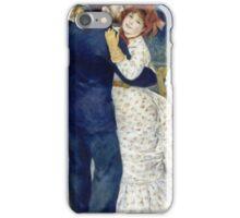 Renoir Auguste - Country Dance (1883)  iPhone Case/Skin