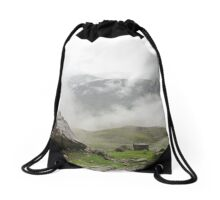 Sca Fell Clouds Drawstring Bag