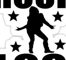 Floor-Gasm Sticker