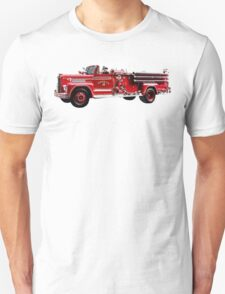 Antique Fire Engine Unisex T-Shirt