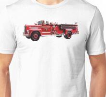 Antique Fire Engine Unisex T-Shirt