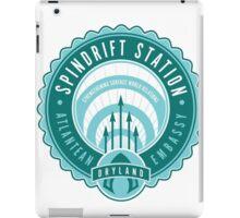 Spindrift Station Atlantean Embassy iPad Case/Skin