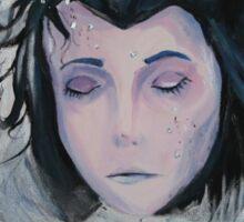 Laura Palmer- Twin Peaks Sticker