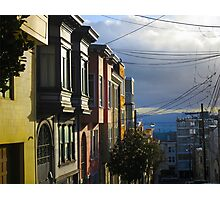 Telegraph Hill Alley Photographic Print