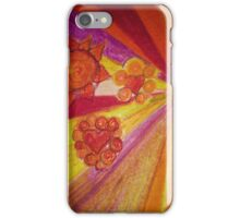 Flowers of Love iPhone Case/Skin