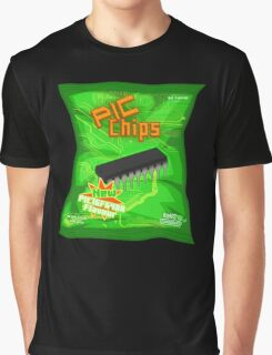 Bag of IC Chips Graphic T-Shirt