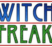 The American Horror Seasons Sticker