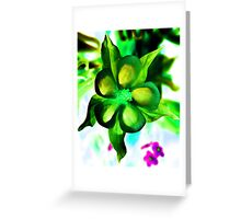 Light Effect -14 Greeting Card