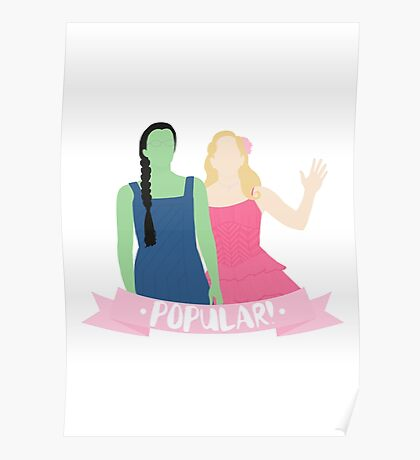 Popular!   Wicked Poster