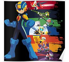 Megaman: Souls of a Hero V2 Poster