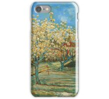 Vincent Van Gogh - Orchard In Blossom, 1888 02 iPhone Case/Skin