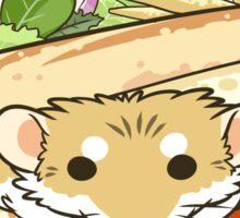Panini Sandwich Sticker