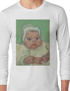 Vincent Van Gogh - Marcelle Roulins Baby, 1888 02 Long Sleeve T-Shirt