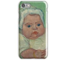 Vincent Van Gogh - Marcelle Roulins Baby, 1888 02 iPhone Case/Skin