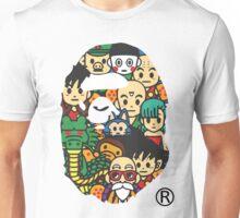 バプxDBZ Unisex T-Shirt