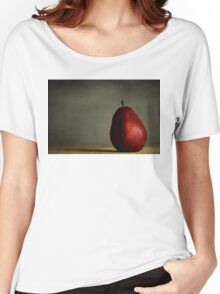 Red Pear Women's Relaxed Fit T-Shirt