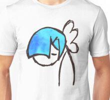 Really bad doodle of Rem - Re Zero Unisex T-Shirt