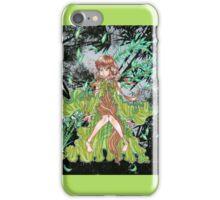 Bamboo Goddess  iPhone Case/Skin
