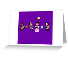 gb/pac crossover Greeting Card