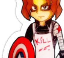 Kill the Cook - Winter Soldier Sticker