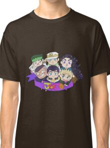 Jojo-The DiU Gang Classic T-Shirt