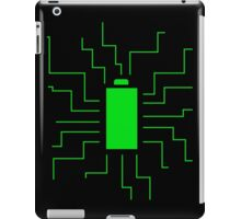 Fully Charged iPad Case/Skin