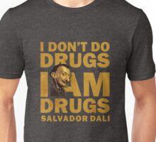 Salvador Dali , i am drugs Unisex T-Shirt