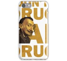 Salvador Dali , i am drugs iPhone Case/Skin