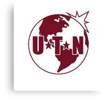 UTN Logo Canvas Print