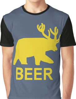 BEER - Life is Strange Graphic T-Shirt