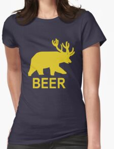 BEER - Life is Strange Womens Fitted T-Shirt