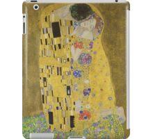 Gustav Klimt - The Kiss iPad Case/Skin