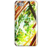 In-between branches iPhone Case/Skin