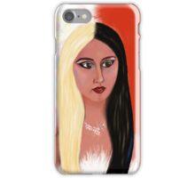 Nana Splits  iPhone Case/Skin