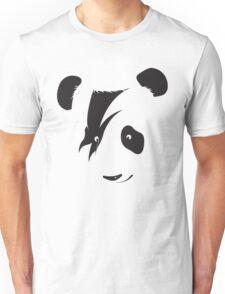 Panda Bowie Unisex T-Shirt