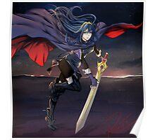 Lucina - Fire Emblem Poster