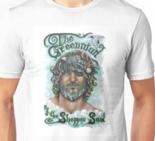 The Greenman of the Sheppey Sea Unisex T-Shirt
