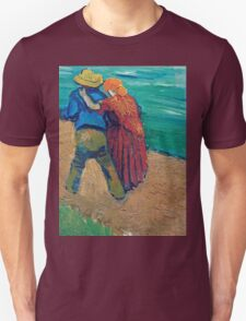 Vincent Van Gogh - A Pair Of Lovers, Arles, 1888 (Soby`s Version) Unisex T-Shirt