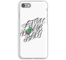 Atom Bomb Baby iPhone Case/Skin