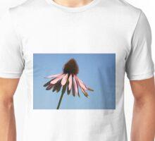 Purple coneflower Unisex T-Shirt