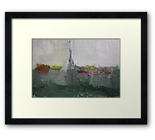 between 16.08.14 Framed Print