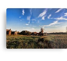 Cley windmill cley next the sea Metal Print