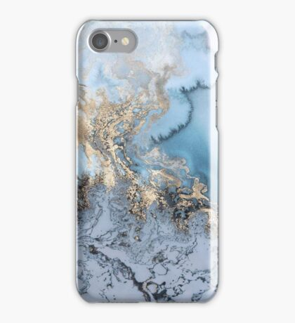 Marble Swirl  iPhone Case/Skin