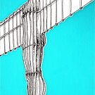 Angel of the North by Adam Regester